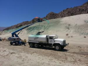 Hydroseeding Erosion Control California